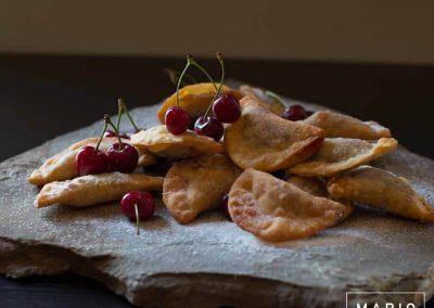 Cassatelle calabresi con Marmellata di Ciliege